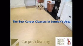 Carpet Cleaning in Ilford