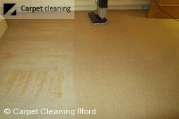 Ilford IG1 reliable dry carpet cleaning services