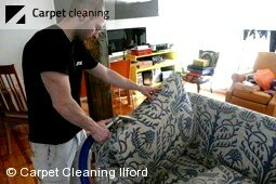 Ilford coach cleaning services